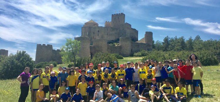 Visita castillo Loarre. 5º Primaria