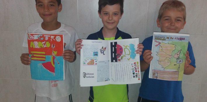 La revista de los alumnos de 3ºEP
