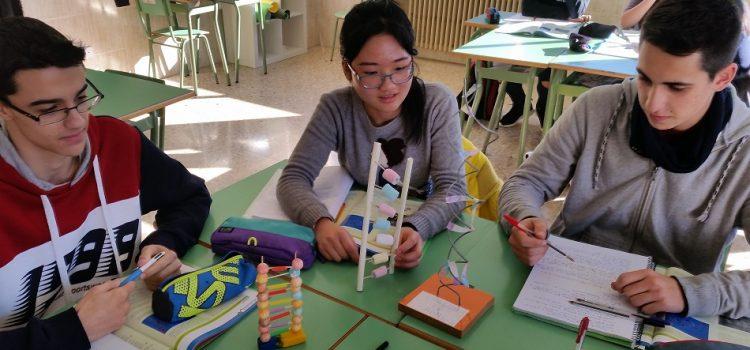 Construyendo cadenas de ADN: Biología 4º ESO
