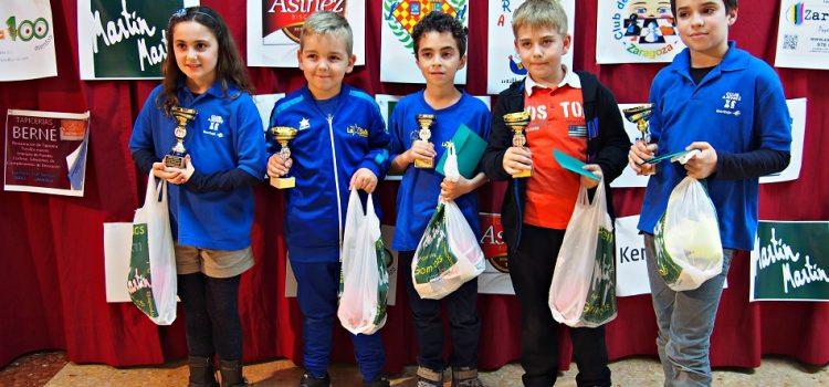 Clausura del 36 Torneo de ajedrez La Salle Montemolín