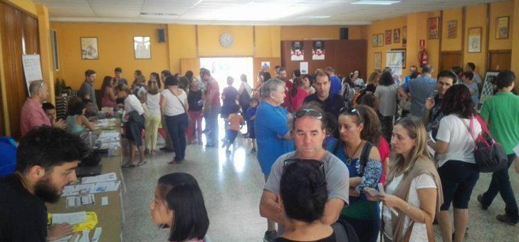 Feria de las extraescolares 2017-2018