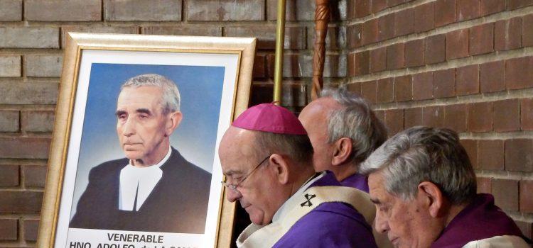 Eucaristía en recuerdo del 41º aniversario del fallecimiento del Hno. Adolfo