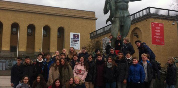 Intercambio a Suecia de alumnos de 3º ESO