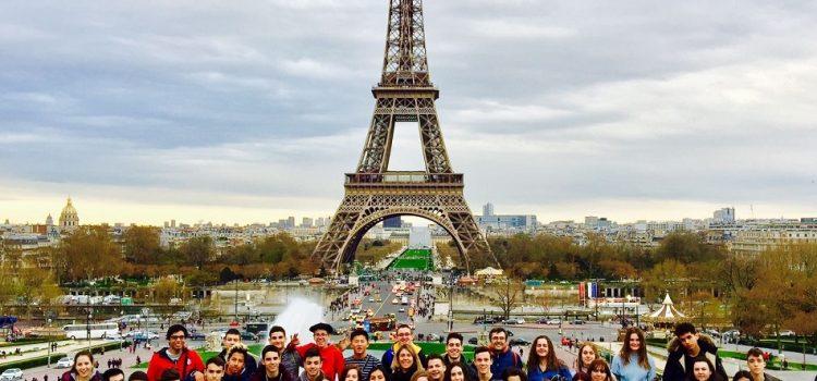 Viaje de Estudios 4º ESO a París y Disneland