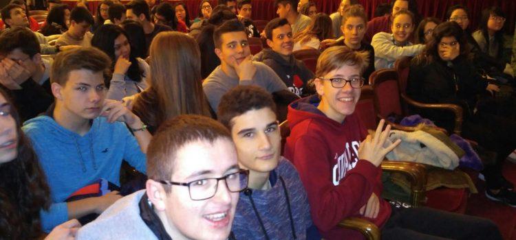 Del aula al teatro. 4º de Secundaria