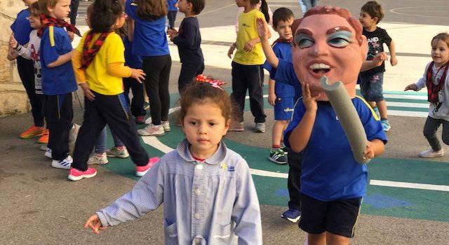 Infantil celebra El Pilar