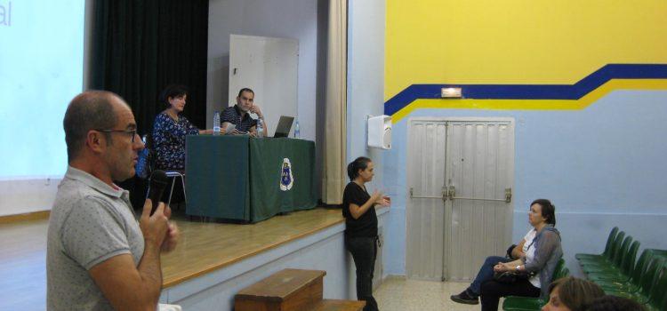 Reuniones con familias principio de curso 2017/18