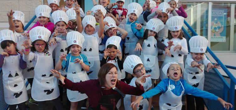 Horror Chef en Primer Ciclo de Primaria