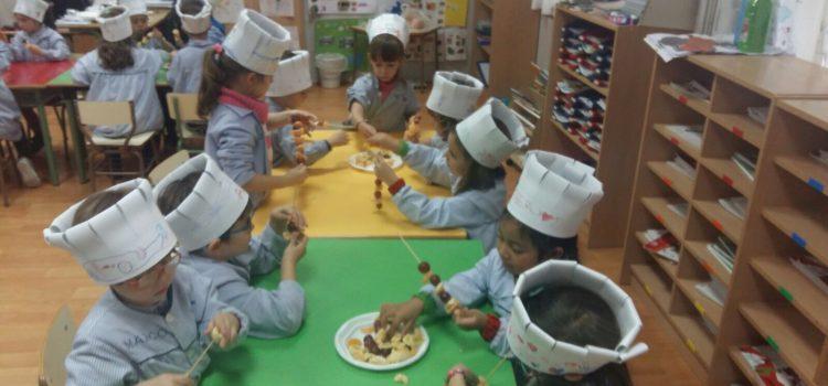 Infantil: cocineros al ataque