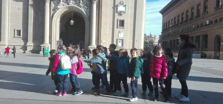 Primer Ciclo de Primaria visita El Pilar