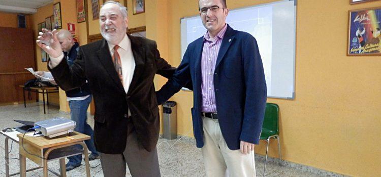 Don Emilio Gastón, I Premio de la Paz