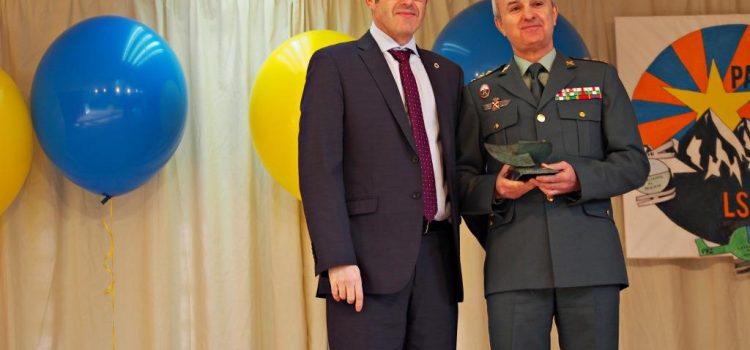 Entrega el XXXI premio de la Paz al GREIM