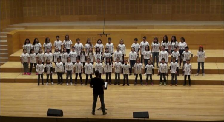 XIIº Encuentro de coros escolares de Aragón