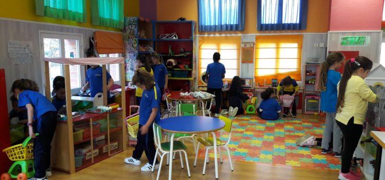 3º de Primaria visita la ludoteca El Dado