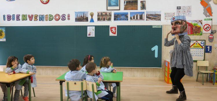 Proyecto en Infantil: Mi ciudad