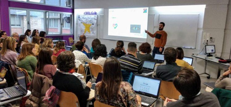 Formación del profesorado: herramientas google.
