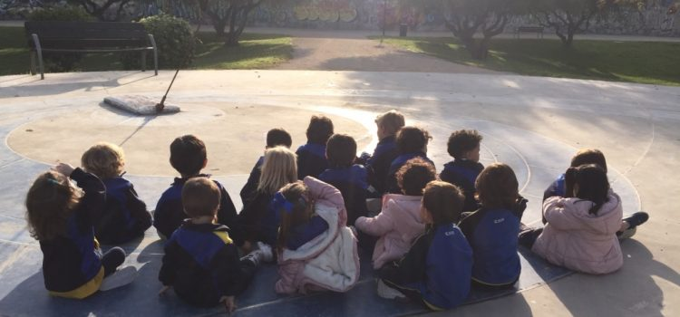Infantil en el Parque de la Granja