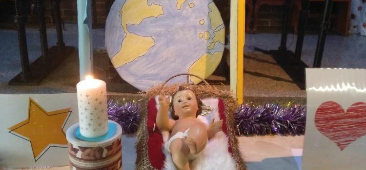 Celebrando la Navidad en Secundaria, Primaria e Infantil