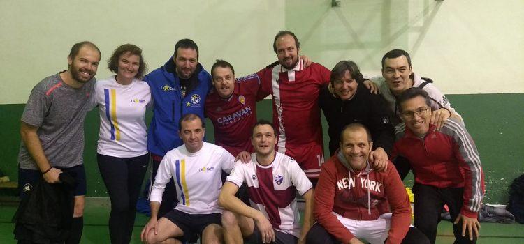 La Agrupación Deportiva LSM celebra la Navidad