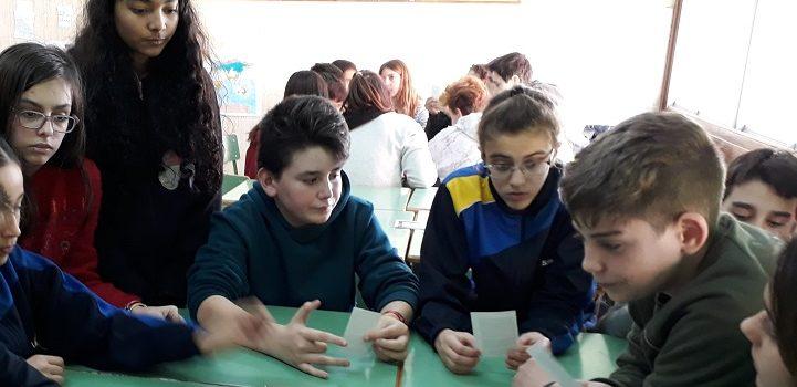 Semana de Nuevo Contexto de Aprendizaje (NCA) en Secundaria