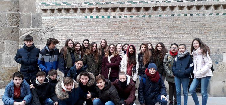 El Centro de Zaragoza resuena a Cantares.