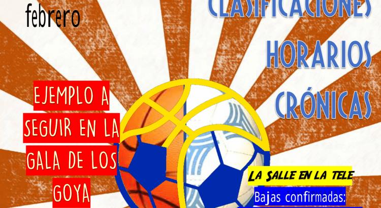 Somos deporte: 9ª Revista Febrero 2019