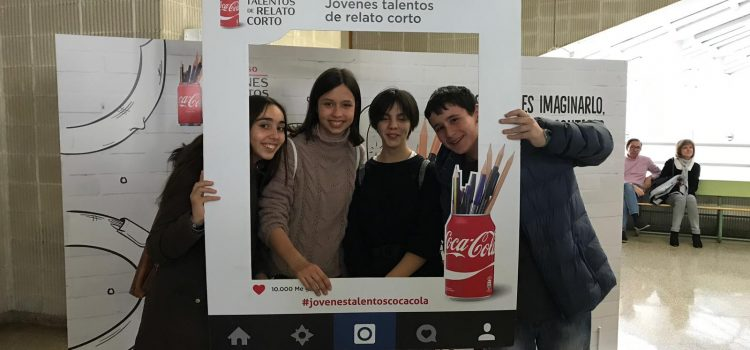Concurso de relatos breves Coca-Cola.