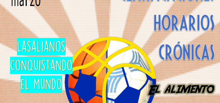 Somos deporte: 10ª Revista marzo 2019