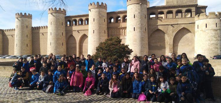 5º en el Palacio de la Aljafería