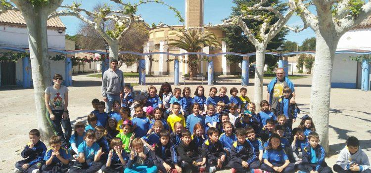 2º de Primaria visita la Granja Escuela