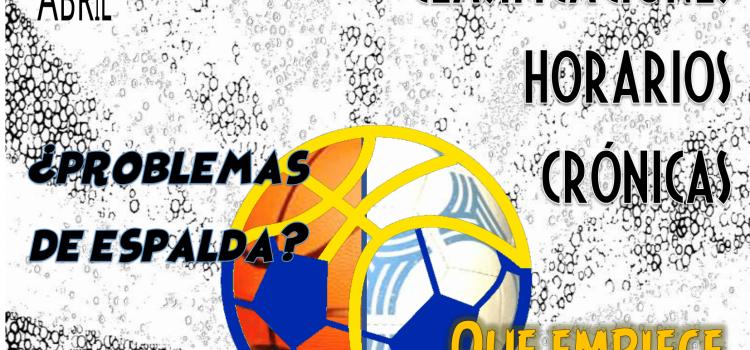 Somos deporte: 16ª Revista abril 2019