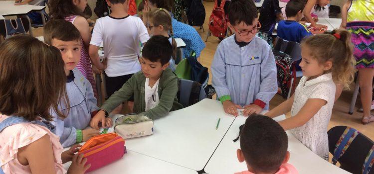 3º Infantil prepara el paso a Primaria