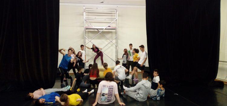 Danza en acción: 3º de Secundaria