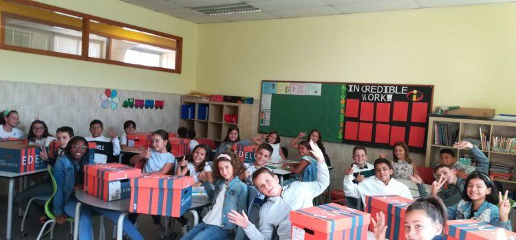 Comienzo del curso 2019-2020 en Infantil y Primaria