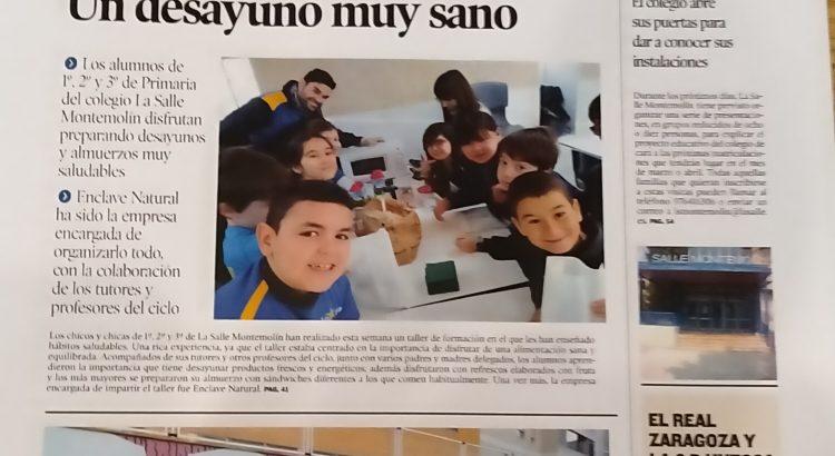 La prensa en la escuela